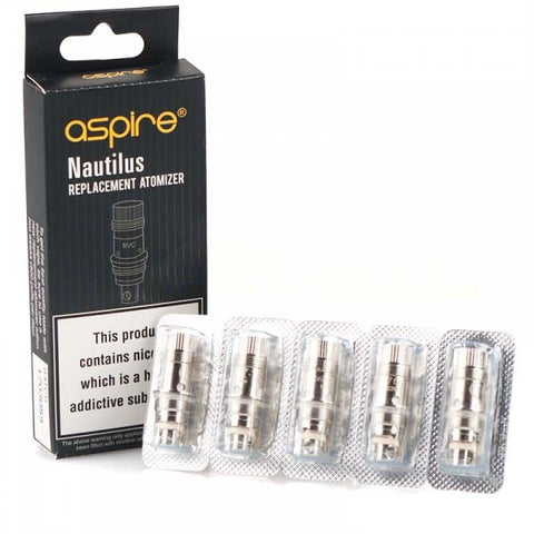 Aspire Nautilus 2S Replacement Coils 5 Pack