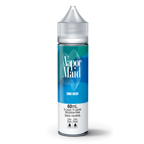 Vapor Maid Cinna Cream 60ml