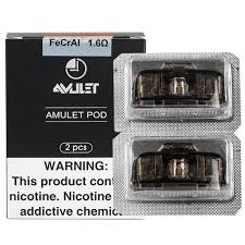 Uwell Amulet Replacement Pod