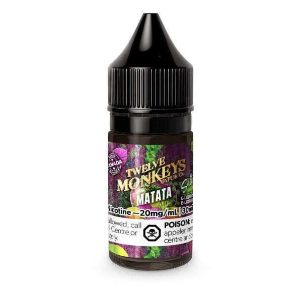 Twelve Monkeys Salt - Matata 30mL
