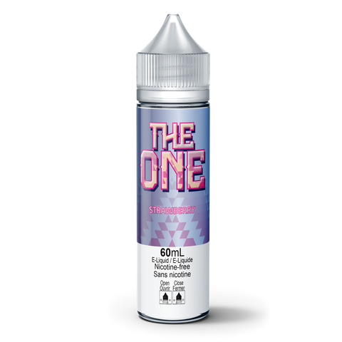 The One Strawberry 60ml