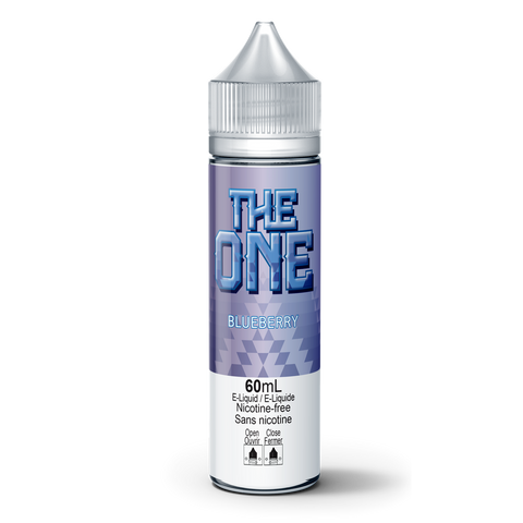 The One Blueberry 60ml