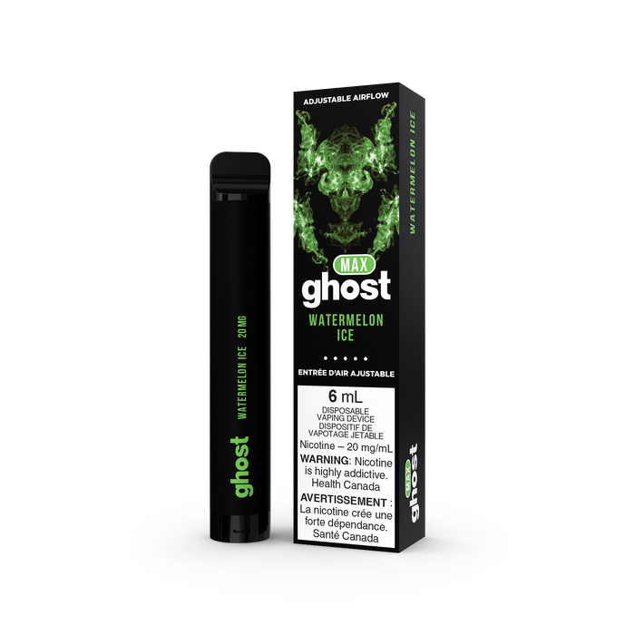 Ghost Max Disposable - Watermelon Ice