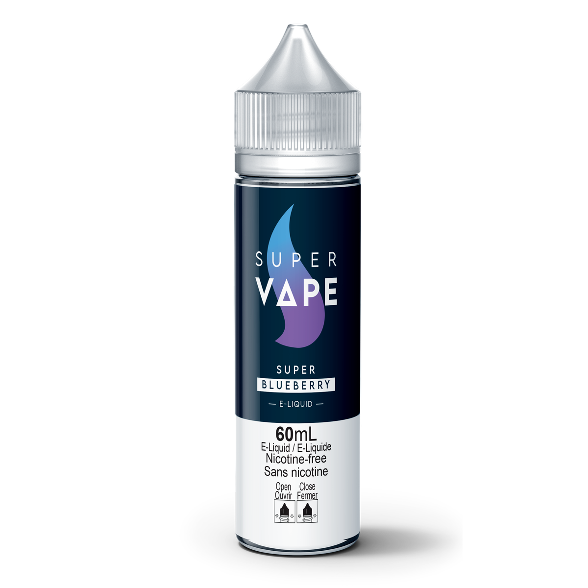 Super Vape  Blueberry
