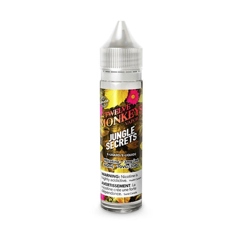 Twelve Monkeys: Circle of Life - Jungle Secrets 60ml