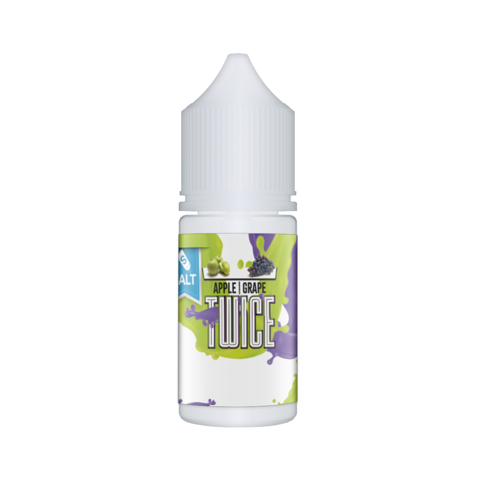 Twice Salt - Apple Grape 30ml