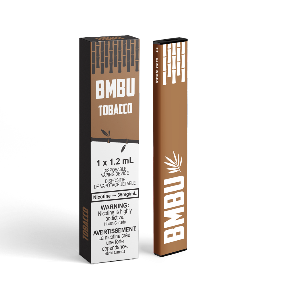 BMBU Disposable - Tobacco