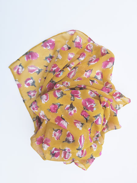 Scarf Side View