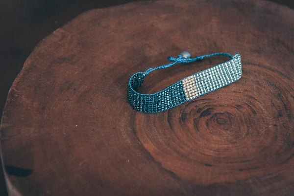We Weave Bracelet - 3 Styles To Choose From