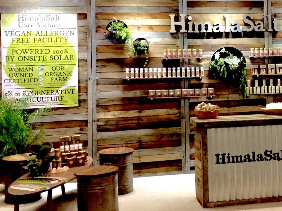 HimalaSalt Recognized for Upcycled Pallet Beauty