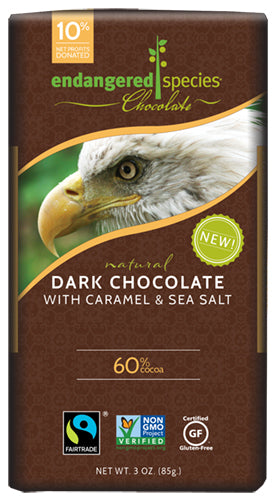 HimalaSalt Featured as Endangered Species Chocolate Supplier