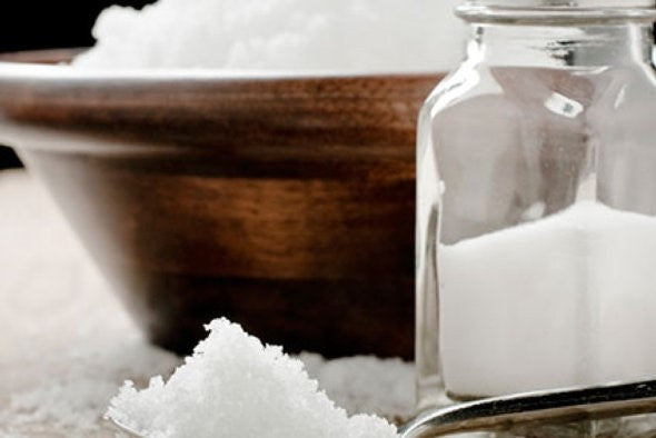 Plastic Contaminates Table Salt from Polluted Ocean Water