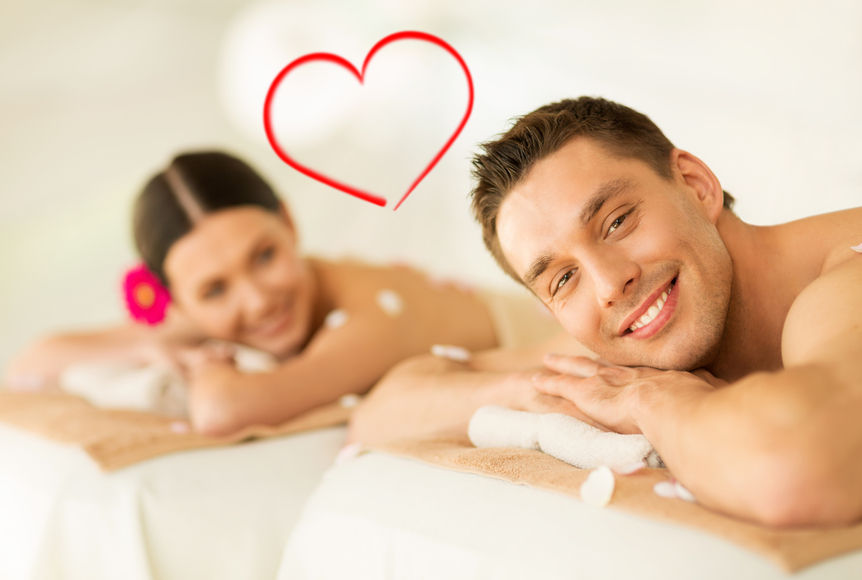 Valentine's day Essential Oils for Him and Her