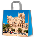 I love Azerbaijan shopping bag