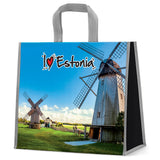 I love Estonia shopping bag