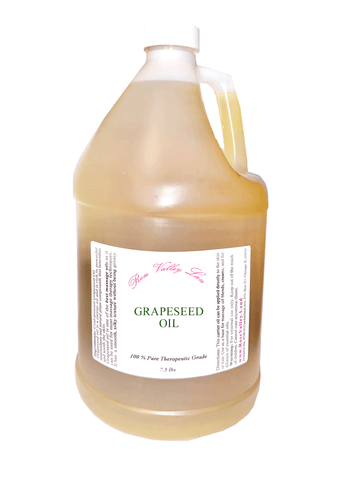 Grapeseed Carrier Oil -7.5 lbs