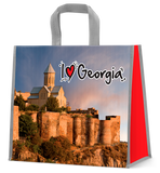 I love Georgia shopping bag