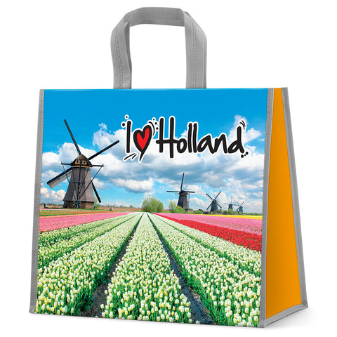 I love Holland shopping bag