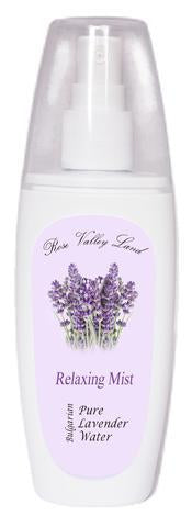 Relaxing Mist- Lavender Water - 100 ml / 3.4 oz