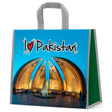 I love Pakistan shopping bag