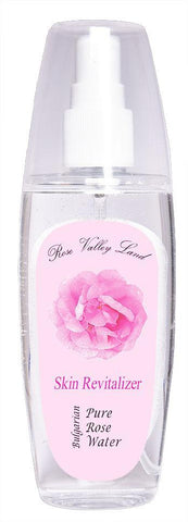 Skin Revitalizer - Pure Bulgarian Rose Water 100 ml