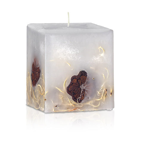 Aroma Candle with Cedar Essential Oil