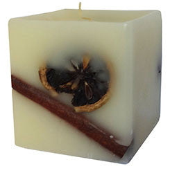 Sandalwood Candle-Aromatherapy- with Sandalwood essential oil