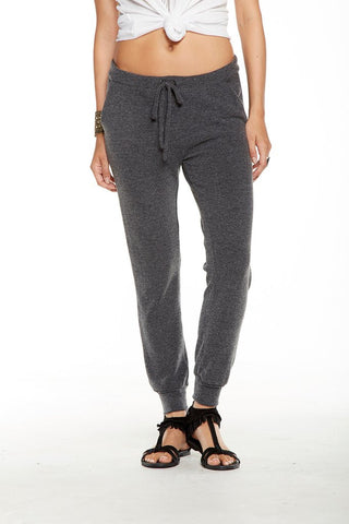 Love Knit Slim Slouchy Pant