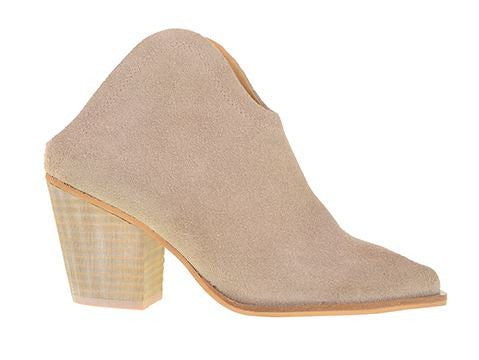 Grey Kelso Ankle Bootie By Chinese Laundry