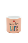Teacher Life Planter