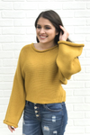 Marigold Knit Top