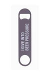 Beer Pressure Bottle Opener