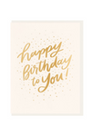Birthday Burst Card