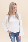 Dreamy Cozy Top - Ivory