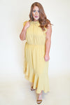 Honey Ruffle Dress +