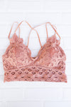 Lace Bralette {more colors}