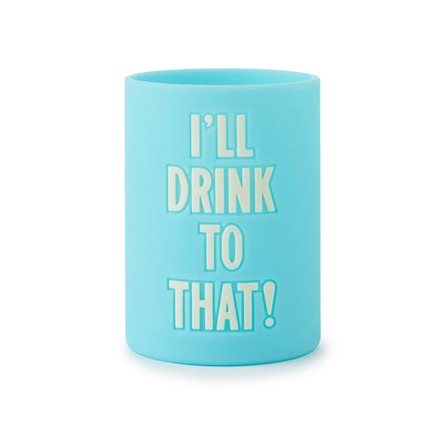 Let's Chill Drink Cozy - Kate Spade
