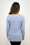 Light Blue Sweater - BB Dakota