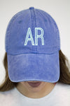 Arkansas Hat - Blue + Mint