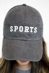 Sports Hat - Luna Boutique