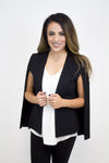 Leah Black Cape - BB Dakota