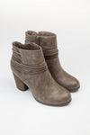 Stone Wrap Around Bootie - Madden Girl - Luna Boutique