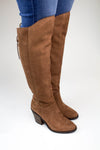 Pembe Toffee Tall Boots - Lucky Brand - Luna Boutique