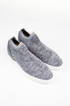 Grey Knit Sneakers - Steve Madden
