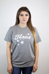 Texas Star Tee - Luna Boutique
