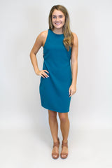 Jade Cut Out Side Dress