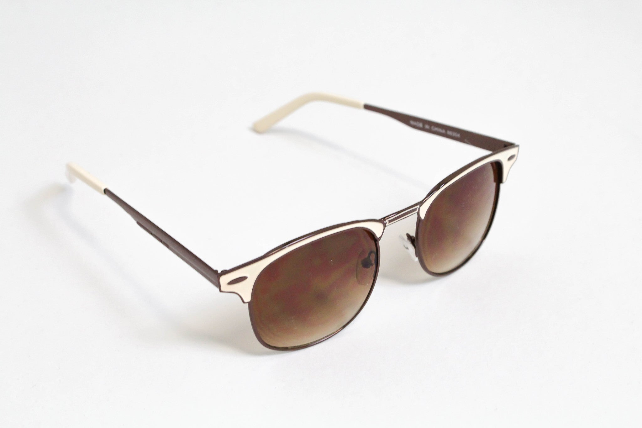 Ivory Bronze Sunglasses