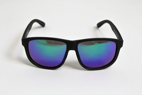 Riley Black Mirror Sunglasses