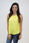 Lemon Tank Top