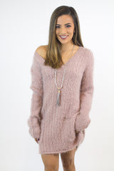 Rose Soft Sweater Tunic - Jack by BB Dakota
